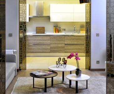 شقة نموذجية